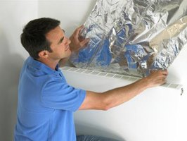 How to Install Duct Wrap Insulation