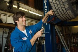The auto industry offers a wide and diverse range of jobs.