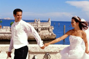 Don't try to convince invitees your destination wedding can be their vacation.