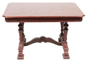 With patience, work and the right supplies, you can restore a mahogany table.