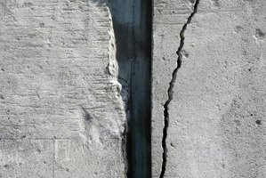 Foundations will settle slightly after a new home is built, but vertical cracks in older foundations may be cause for alarm.
