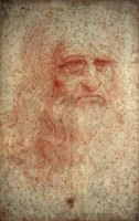 "Leonardo da Vinci perfected many styles of oil painting while working on his famous ""Mona Lisa."""