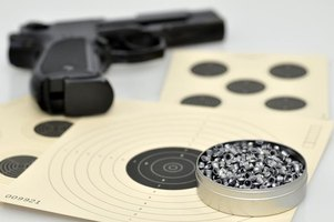 If shooting pellets, you can load one at a time in the Marksman Repeater.