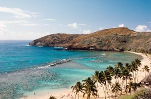 Great weather and beautiful surroundings make Hawaii a popular place to live.