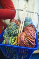 Figure out how much yarn you need for your custom blanket pattern.