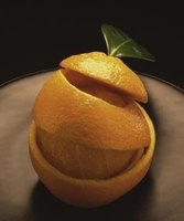 Don't discard your orange peel -- make it into a sweet treat.