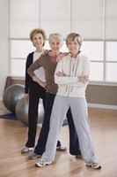 Seniors who exercise have fewer health issues than those seniors who do not exercise.