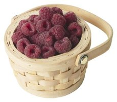 Raspberries are delicious and highly nutritious.