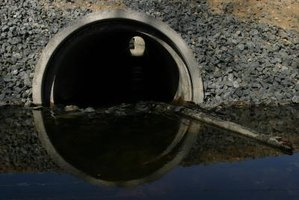 Cast in place lining creates a resin pipe inside a damaged sewer.