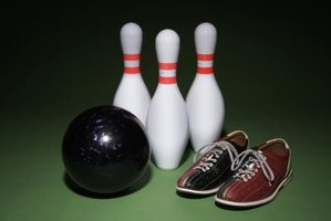 Good spare shooting will improve any bowler's scores.