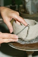 The way a pot is fired can affect the final product.