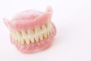 A denture reliner can save you a visit to a dentist.