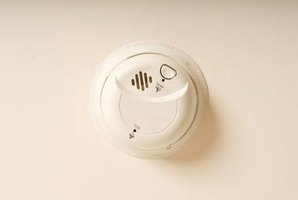 Smoke alarms are essential in every home.