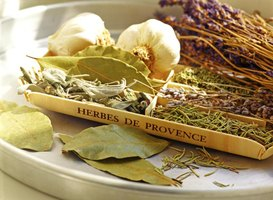 Herbes de Provence takes its name from a geographical region in southern France.