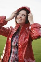 Making a raincoat can be challenging for experienced seamstresses.