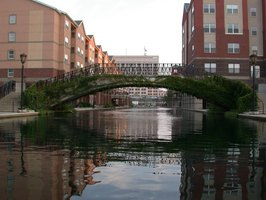 Indy's canal and waterfront are among the city's top attractions.