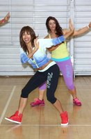 Zumba is a fun, high-energy workout.