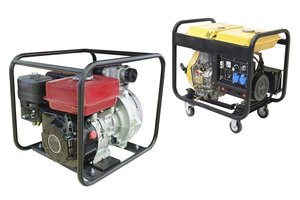 Portable generators keep homes running during outages and natural disasters.