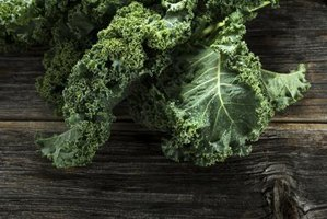 A little fall frost actually improves the flavor of this leafy green vegetable.