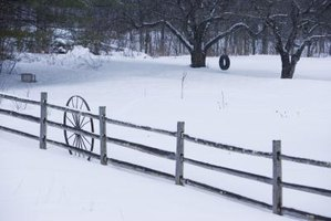 Good personal relationships with neighbors can help prevent fence issues.