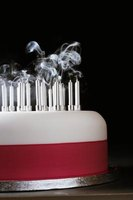 Colored fondant can be rolled into decorative ribbons, or formed into flower or animal shapes.