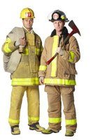 Give the firemen who helped you a special gift of thanks.