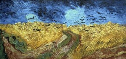 Artists such as Vincent van Gogh produced experimental, personal work.