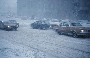 Poor visibility is one contributing factor to additional winter accidents.