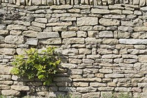 How to Lay Stone Walls