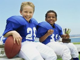 Youth football programs can benefit from affiliation with a national organization.