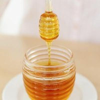 Honey is one of many sugar substitutes you can use in simple syrup.