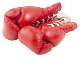 Boxing gloves can develop a smell if not cleaned properly after each workout.