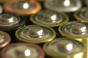 Old batteries can be a source of environmental pollution.