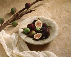 Figs come in a range of colors, inside and out.