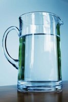 A Brita pitcher filter system improves the taste of tap water.