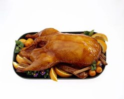 Duck a l'orange was popularized in the U.S. by Julia Child.