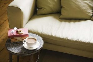 How to Repair Water Damage on a Coffee Table