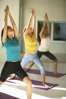 Yoga asanas stretch and strengthen almost every muscle in your body.