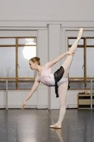 If you are flexible, dancing ballet will become easier.