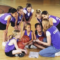 Build team camaraderie during basketball practice for better results on the court.