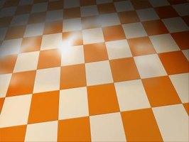 checkerboard vinyl flooring - vinyl plank flooring