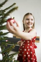 Help the kids make homemade ornaments to give as gifts.
