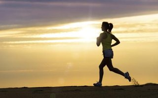 Practicing good run form can help you avoid injuries.