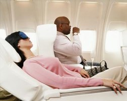 A sleep mask, or eye mask, can help you sleep even in broad daylight.