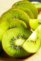 All parts of a kiwi are edible, including seeds, core and skin.