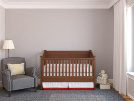 How to Arrange Baby Furniture in the Nursery  eHow