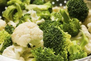 Broccoli and cauliflower are rich in anti-cancer phytochemicals.
