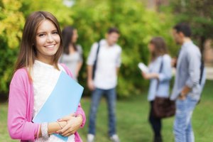Image of a high school student.