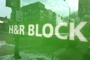 H&R Block software helps you prepare your taxes.