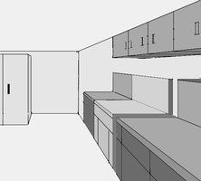 How to Design a 3D Kitchen Using Adobe Photoshop